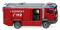 Wiking 061246 Feuerwehr - Rosenbauer AT LF (MAN TGM Euro 6)