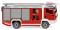 Wiking 061248 Feuerwehr - Rosenbauer AT RLFA-T (MAN TGM)