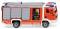 Wiking 061249 Feuerwehr - Rosenbauer AT LF (MAN TGL)