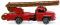 Wiking 062001 Feuerwehr - Leiterwagen (Ford FK 2500)