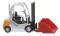 Wiking 066338 Gabelstapler Still RX 70-25 mit Schaufel