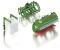 Wiking 077384 Frontlader Werkzeuge - Set B