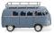 Wiking 078810 VW T1 (Typ 2) Bus - taubenblau