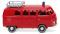 Wiking 078812 Feuerwehr - VW T1 (Typ 2) Bus