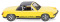 Wiking 079205 VW Porsche 914 - gelb