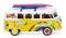 """Wiking 079725 VW T1 Bus """"Flower Power"""""""