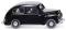 Wiking 082003 Ford Taunus G73A - schwarz
