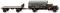 Wiking 084201 Pritschenlastzug (MB L 2500)