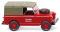Wiking 086126 Feuerwehr - Land Rover