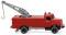 Wiking 086138 Feuerwehr - Rüstwagen (Henschel HS 100)