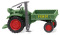Wiking 089938 Fendt equipment carrier with cutting tool