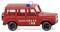 Wiking 093404 Feuerwehr - MB G