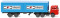 "Wiking 095002 Containersattelzug (Henschel) ""Interpool"" -Spur N"